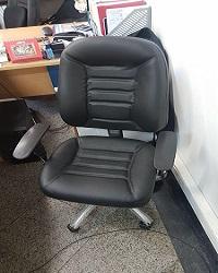 فروش صندلی کارمندی خشتی
