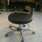 فروش صندلی آزمایشگاهی تابوره