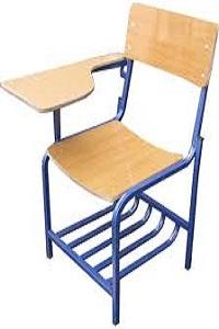 صندلی دانش آموزی چوبی