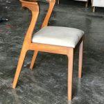 صندلی ناهارخوری چوبی
