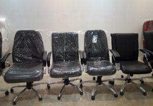 مشخصات صندلی کارمندی استاندارد