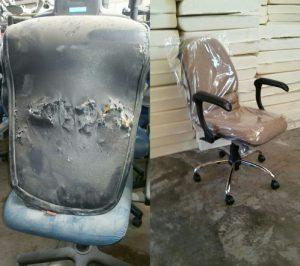 اهمیت تعمیر صندلی