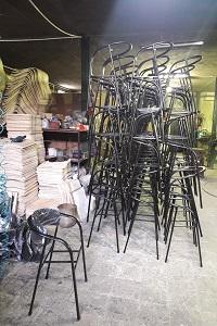 تعمیر صندلی های اداری