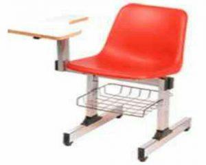 صندلی دارای انحنای تکیه