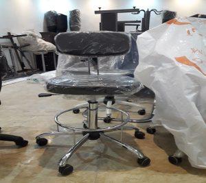 ویژگی صندلی آزمایشگاهی